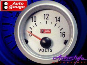 AUTOGAUGE VOLT 2 INCH-0