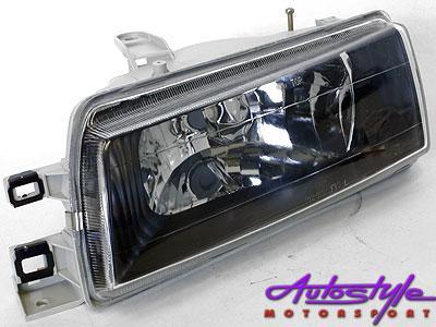 Toyota Twincam Smoke Crystal Headlights