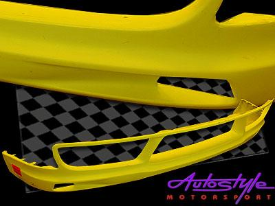 Polo New 02 +  ACD Front Spoiler