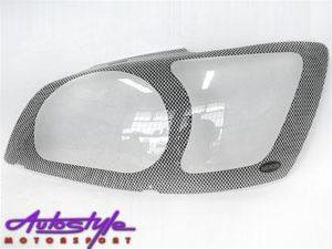 Hyundai i20 09+ Carbon H/L Shields-0