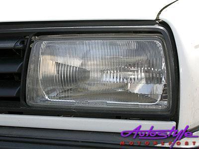 VW Jetta Mk2 Replacement Headlight (LHS)