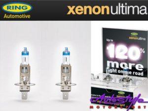 Xenon Ultima H1 Xenon Gas Globes-0