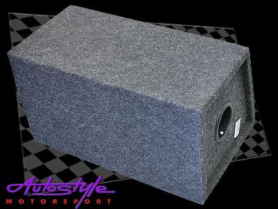8' bandbass subwoofer enclosure