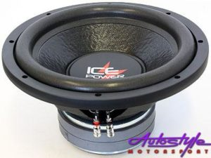 "Ice power 12"" 2400w 4 OHM DVC Subwoofer-0"