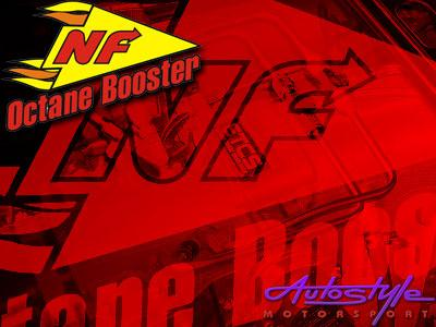 NF Race Octane Booster - 6RON Black Bottle
