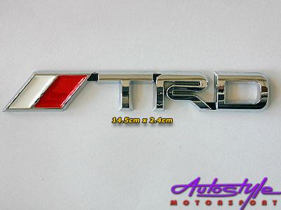 TRD Racing Badge-0
