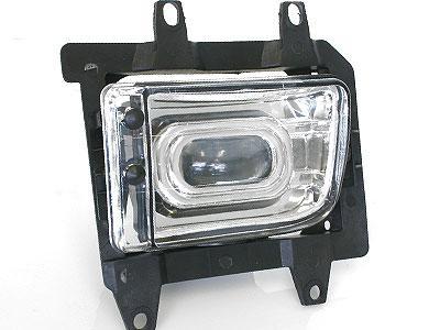 S30 Diamond Look Foglamps (Plastic bumper)