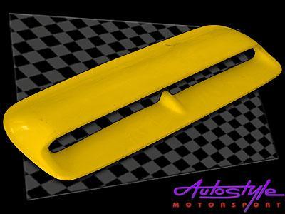 Universal Subaru Style Bonnet Vent-0