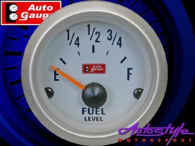 Autogauge 2″ Fuel Level