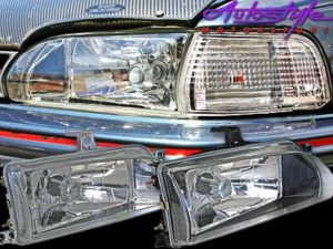 E8E9 Diamond Look Headlights-0