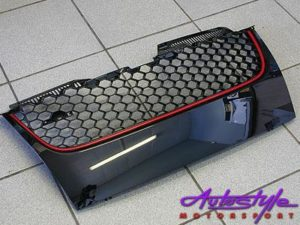 VW Mk5 Gti Debadged Grille Kit-0