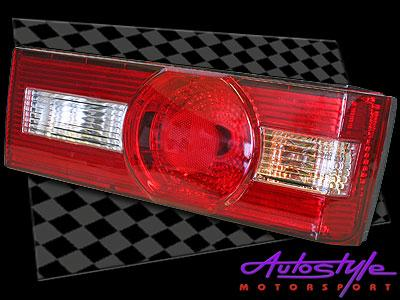 Golf 1 Velo Red Crystal Tailights (pair)
