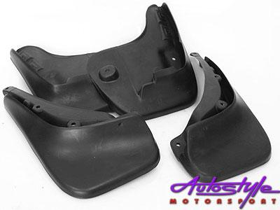 VW Polo Playa '07up Mudflaps (set of 4)