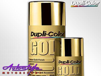 Duplicolor Instant Gold coating