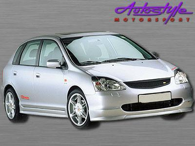 Honda Civic F/S MS Design (Plastic)