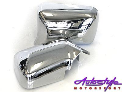 Golf 1/1400 Bakkie Chrome Mirror Covers
