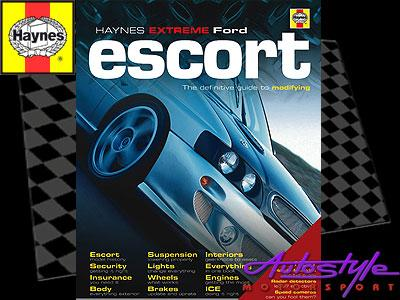 Haynes Max Power Ford Escort Tuning Guide
