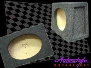"6x9"" Speaker Enclosure (pair)"