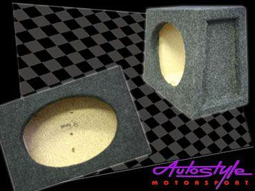 6×9″ Speaker Enclosure (pair)