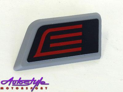 Kamei Grille Badge