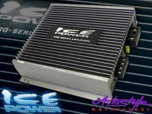Ice Power Pro Series 800w 2ch Amplifier-0