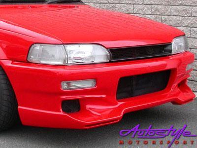 Toyota E8E9 Fast & Furious Design Front Bumper