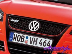 Polo 2005-2010 Gti Grille-0