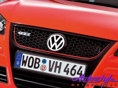 Polo 2005-2010 Gti Grille