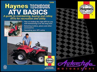 Haynes TechBook ATV Basics