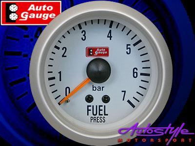 Autogauge 2″ Fuel Pressure