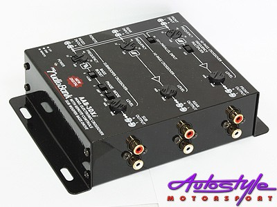 Audiobank 3way Crossover-0