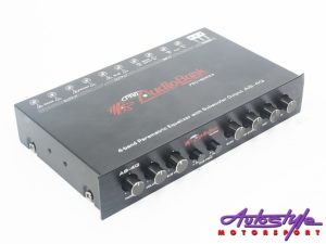 Car Audio Equalizers