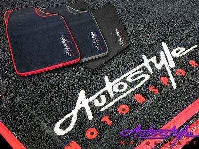 Autostyle Velour Car mats