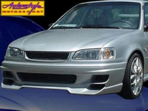 Toyota E10 Replacement Front Bumper Fast & Furious design