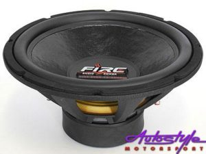 "Fire 15"" 3000 Watts DVC Subwoofer-0"
