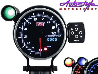 Autogauge 4' Organic LED Tachometre-0