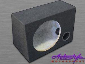 12' Superwood single subwoofer enclosure-0