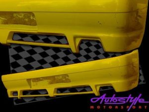Mazda 323 Hatch ACD Rear Bumper Kit-0