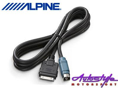 Alpine KCE-433IV iPod Connection Cable