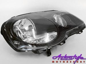 Polo Vivo Replacement Headlight Left Side-0