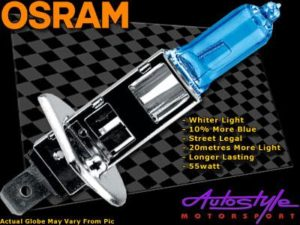 H1 OFF-ROAD 100W BULBS PAIR-0