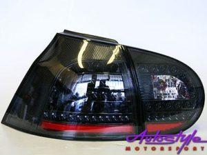 Vw Golf 5 LED Full Smoke Tailights -0