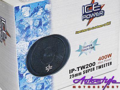 Ice Power 400w Tweeters