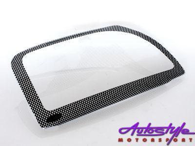 Colt 2002+ Carbon Headlight Shields