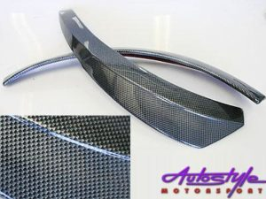 Vw Golf 1Carbon Fibre Look Rear Wheel Arches-0
