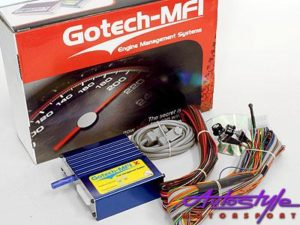 Gotech Mini X Engine Control Unit-0