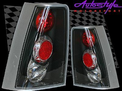 GSi Tail-Lights Lexus Smoke (Pair)-0