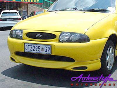 Fiesta Front Spoiler MOTORSPORT