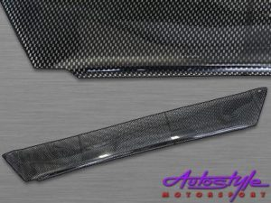 Ford Focus up to '05 Carbon Bonnet Guard-0