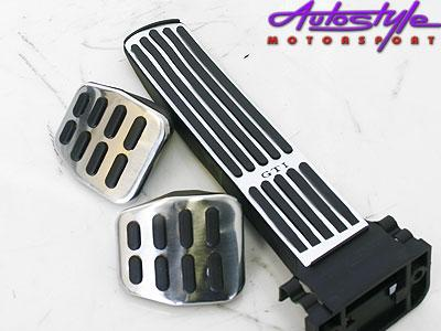 NR Gti Style Pedals to fit Golf 1 & Golf 5-0